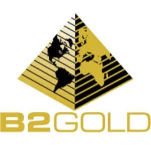 This image has an empty alt attribute; its file name is B2Gold.jpg