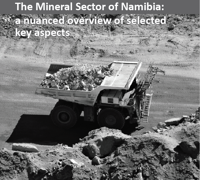 Chamber response to Southern Africa Resource Watch Report on Namibia mineral sector