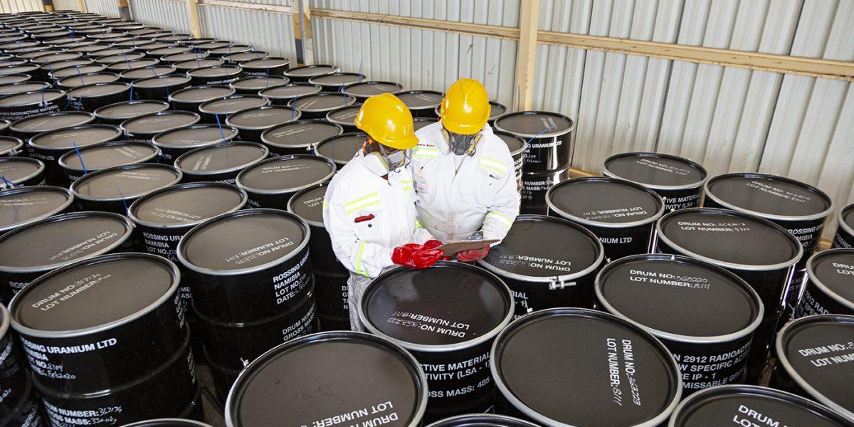 Namibia Uranium Combat Climate Change