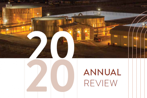 2020 Chamber of Mines Annual Review